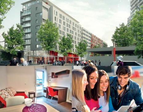 Résidence étudiante à Paris : un emplacement idéal pour un investissement LMNP